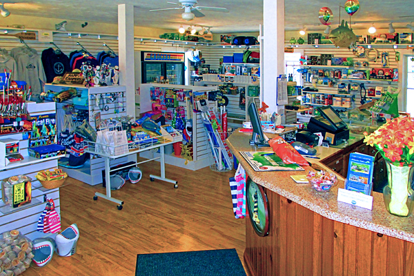 Atlantic Oaks Campground Store