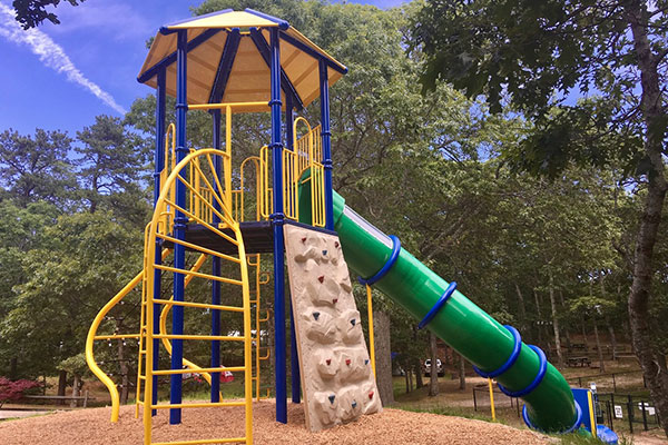 Playground at Atlantic Oaks