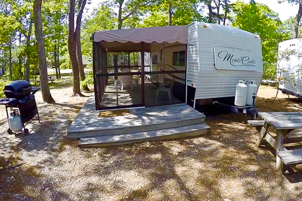 Atlantic Oaks Trailer Rental